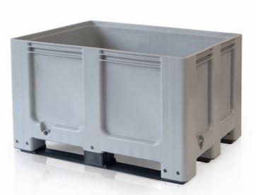 Prepravujte tovar ľahko a bezpečne v plastových bigboxoch
