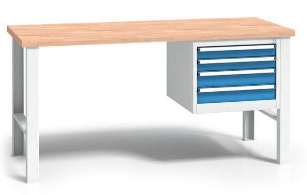 Pracovný stôl do dielne – vyberte si kvalitu!