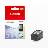 Atrament Canon CL-513 color MP240/250/260/270/490 - CA005814