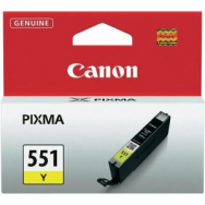Atrament Canon CLI-551 Y yellow MG5450/6350, iP7250 - CA020790