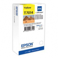 Atrament Epson T7014 yellow XXL C13T70144010 WP4000/WP4500 - EP016624