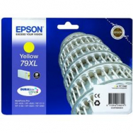 Atrament Epson C13T79044010 yellow 79XL WF 5000 - EP028446