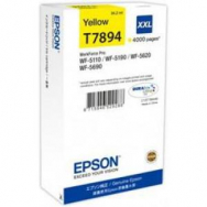 Atrament Epson C13T789440 yellow  XXL WF5000 - EP028450