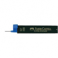 Mikrotuhy Faber Castell Super-Polymer 0,7mm HB - FC120700