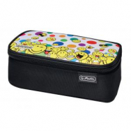 Puzdro be.bag beat etue 23x13,5x6cm SmileyWorld Rainbow Tvár - HL015276