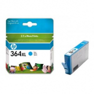 Atrament HP CB323EE 364 cyan XL - HP000323