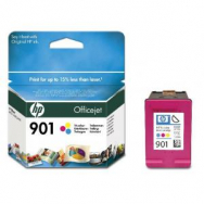 Atrament HP CC656AE #901 tricolor - HP000656