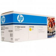 Toner HP CE742A yellow LaserJet CP5220 - HP000742