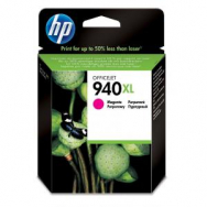 Atrament HP C4908AE magenta #940 XL - HP004908