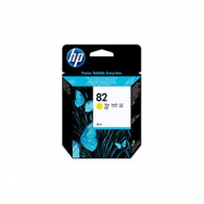 Atrament HP #82 (28ml) CH568A žltý - HP008568