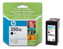 Atrament HP CB336EE #350XL Bk - HP336350