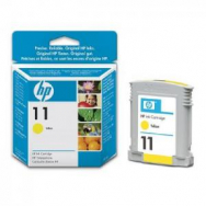 Atrament HP C4838AE yellow #11 - HP483800