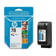Atrament HP C6578DE, 19ml far. - HP657819