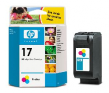 Atrament HP C6625A,15ml f.#17 - HP662515