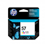 Atrament HP C6657AE 17ml far. - HP665719