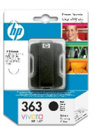 Atrament HP C8721EE #363 Bk - HP872100