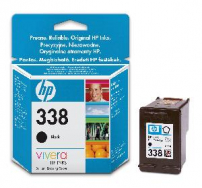 Atrament HP C8765EE, #338 Bk - HP876511