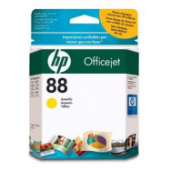 Atrament HP C9388AE Y  #88 - HP938800