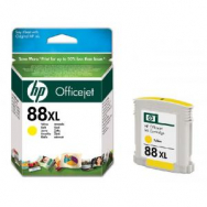 Atrament HP C9393AE Y  #88 XL - HP939300