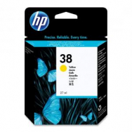 Atrament HP C9417A yellow - HP941700