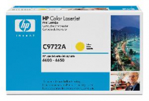 Toner HP C9722A, yellow - HP972208