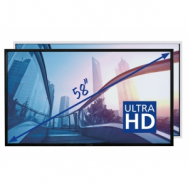 e-Screen PTX-5800UHD čierny, Ultra HD - LM194184