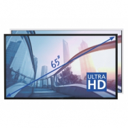 e-Screen PTX-6500UHD čierny, Ultra HD - LM194186