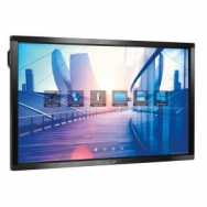 e-Screen ETX-6500 čierny, Ultra HD - LM803165