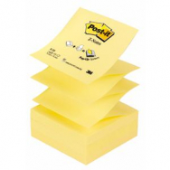 Z-bloček Post-it 76x76 žltý 100 lístkov - MM033010