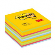 Bloček kocka Post-it 76x76 mix farieb - MM202850