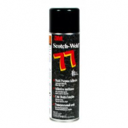 Lepidlo v spreji Scotch-Weld 77 500ml - MM349212