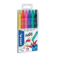 Sada PILOT Frixion Colors 6ks - PI420406
