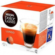 Kapsule DOLCE GUSTO Caffé Lungo 112g - PT502075