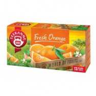 Čaj TEEKANNE ovocný Fresh Orange 45g - PT604506