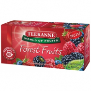 Čaj TEEKANNE čierny Forest Fruits 50g - PT604531