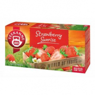 Čaj TEEKANNE ovocný Strawberry Sunrise 50g - PT604563