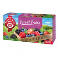 Čaj TEEKANNE ovocný Forest Fruits 50g - PT604681