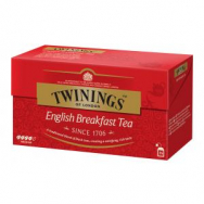 Čaj Twinings čierny English Breakfast 50g - PT604822