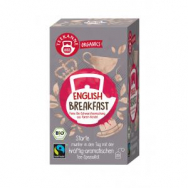 Čaj TEEKANNE Bio Organics English Breakfast 35g - PT656343