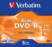 Verbatim DVD-R 1,4GB 8cm - VE145141