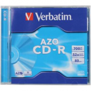 Verbatim CD-R klas.obal 700MB - VE433262