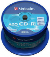 Verbatim CD-R cake50 AZO - VE433439