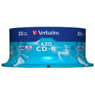 Verbatim CD-R cake25 AZO - VE433521